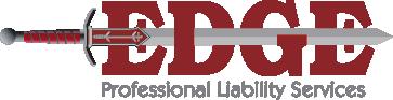 EDGE Professional Liability Services Logo